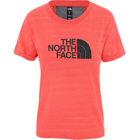 The North Face Varuna T-shirt Femme, cayenne red